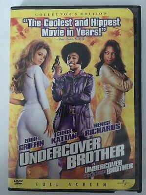 undercover brother // dvd // item #1371