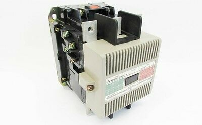 Mitsubishi S-K150 Magnetic Contactor 200 Amp 240V Coil 3P 200A