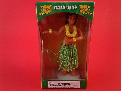 Vinyl Dancing Dashboard Hula Girl [Brand New]