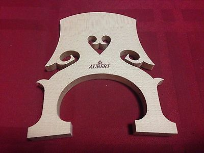 AUBERT 4/4 Cello Bridge High Quality Maple - FREE SHIPPING 1169F