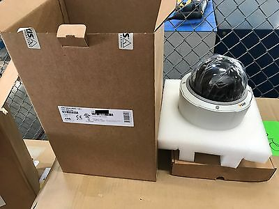NEW Axis Communications Q6045 (0564-004) PTZ Network Dome Camera