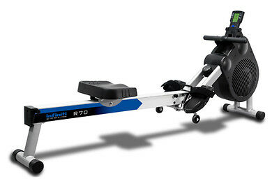 NEW Infiniti Fitness R70 Magnetic/Air Resistant Rowing machine with 6 levels of