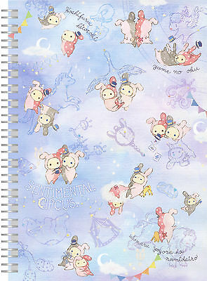 "San-X Sentimental Circus ""Starlight"" Notebook"