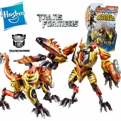 Transformers Prime Beast Hunters 2 #014 VerteBreak Predacon Deluxe Class Toy IDW