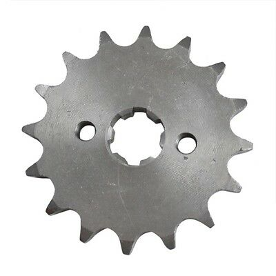 Engine Sprocket 16 Tooth Fit Mini Bike Go Cart Kart 17mm 428-16T 428 Chain