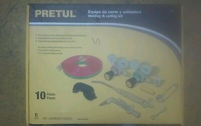 Pretul Corsol-P Welding & Cutting Kit