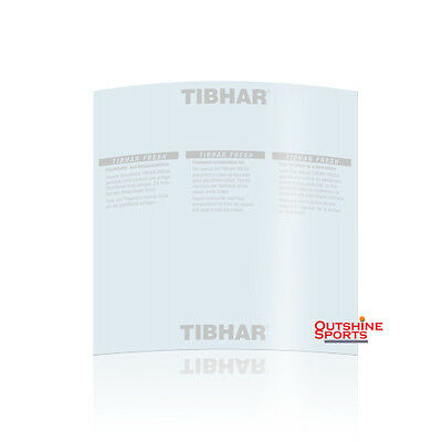 TIBHAR Table Tennis Rubber Film / Rubber Protection Sheet