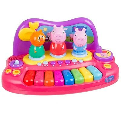 Peppa Pig and Friends Piano