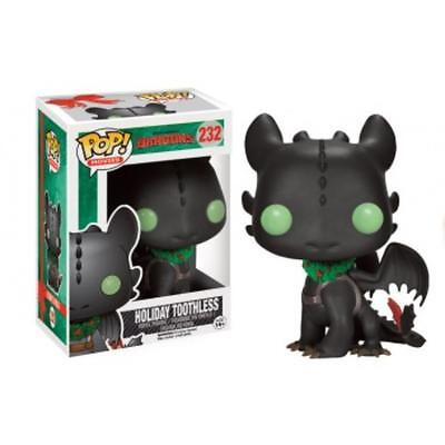 Funko POP! Movies - Dragons - Holiday Toothless Vinyl Figur #232
