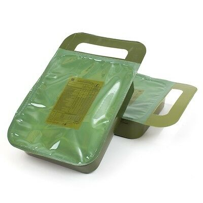Military Russian Special Forces FSB Food Daily MRE Emergency Ration exp d. 2018