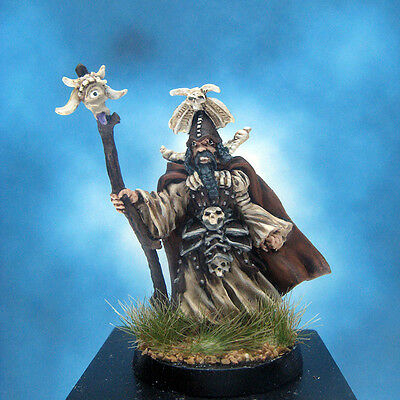 Painted Ral Partha Crucible Miniature Bane Wizard