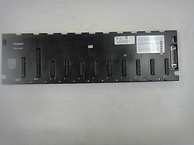 GE Fanuc Programmable Controller 10 Slot Expansion Rack      IC693CHS391G