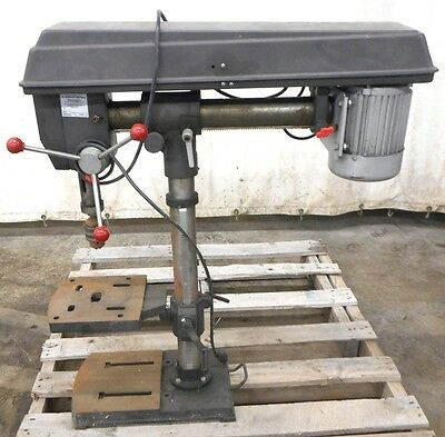 "Palmgren, 33"" Radial Arm Drill Press, 80341A"