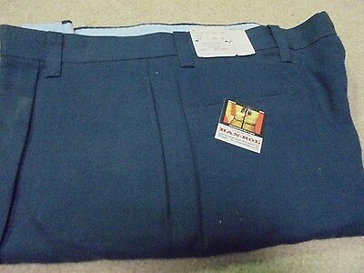 Vintage 1950's 1960's 1970's Montgomery Ward Mens Pants New Old Stock