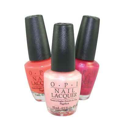 Opi Nail Polish Varnish 15Ml Clearance Sale! Must Go!