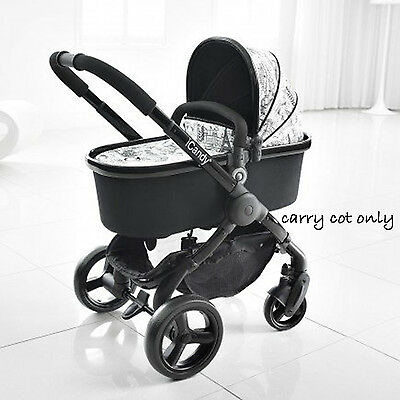 iCandy Peach Special Edition World Carrycot Only NQ33