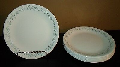 (11) Corelle COUNTRY COTTAGE Dinner Plates