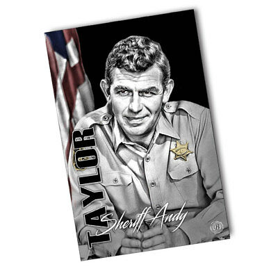 Mayberry NC Sheriff Andy Taylor Barney Fife Law Enforcement 11x17 Poster
