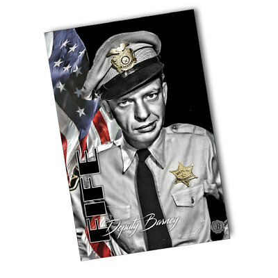 Mayberry NC 11x17 Poster Deputy Barney Fife Sheriff Taylor Law Enforcement