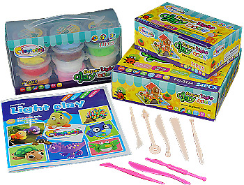 Claytastic Sets