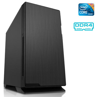 MULTISCREEN TRADING PC COMPUTER Skylake QuadCore 3.3GHz - SUPPORTS 4 SCREENS af7