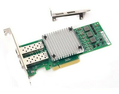 BROADCOM BCM57810S 10G Dual Port SFP+ PCI-E Ethernet Fibers Network Adapter NIC