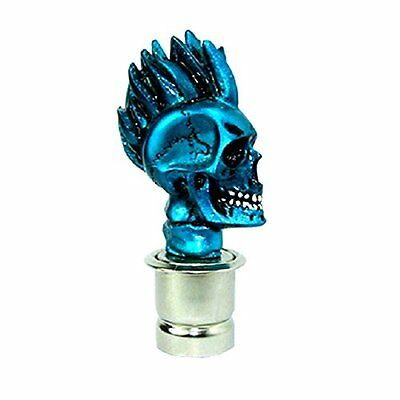 Blue Long Haired Ghost Cigarette Lighter Universal Fit for all Vehicle Car Bus