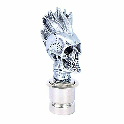 Silver Long Haired Ghost Cigarette Lighter Universal Fit for all Vehicle Car Bus