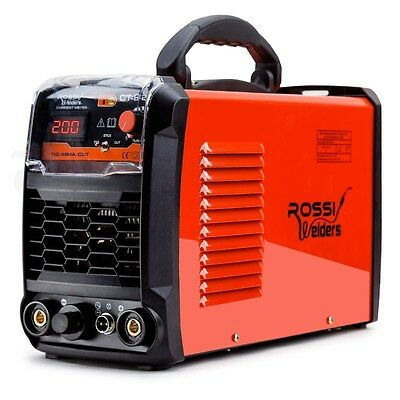 ROSSI TIG/ARC Plasma Inverter Welding Machine - CT620iS
