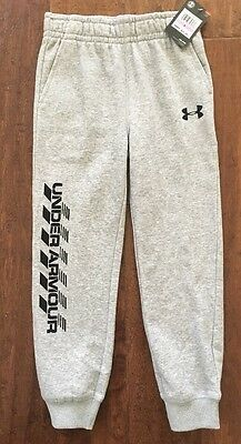 Under Armour Youth Sweatpants NWT 6 Heather