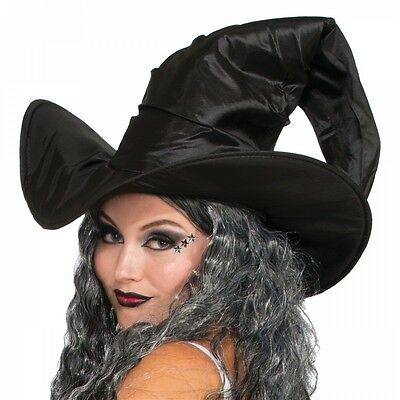 Gothic Witch Hat Costume Accessory Adult Halloween