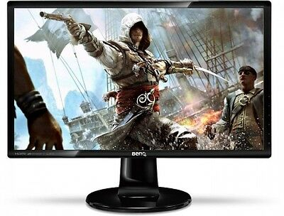 "MONITOR BenQ GL2460HM 24"" LED Multimedia NEGRO / HDMI REAC"