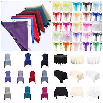 Hire 100 -500 pcs Chair Covers for Wedding, Birthday, Reception Parties - Ad
