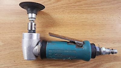 Dynabrade 52317 Right Angle Pneumatic Die Grinder