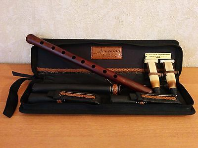 ❤️ Armenian Professional DUDUK Concert Quality Made by Musical Company Theodoros