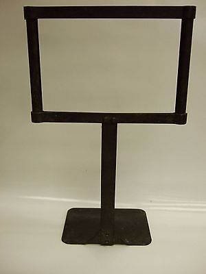 Vintage, point of purchase, old general store sign, retail price display