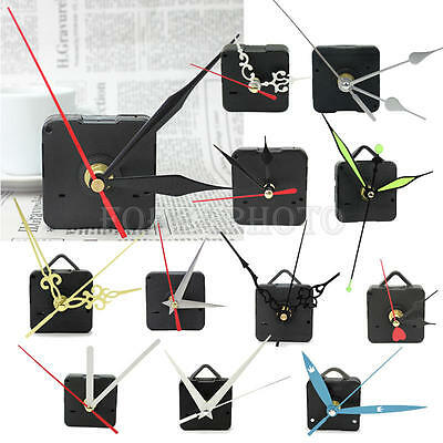 New Arrival DIY Quartz Clock Color Hands Spindle Mechanism Repair Tool Hand Work