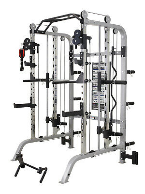 NEW Monster Fitness G3 Functional Trainer-Smith Machine-Power Rack