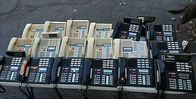 Nortel Meridian lot of 23 phones M7310, M7308 and more!