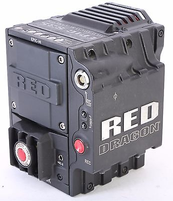 Red Epic M Dragon Brain. 4K 6K Cinema Camera. Great Condition. Free Shipping.