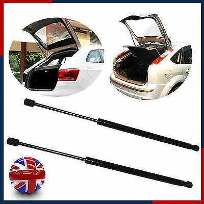 2x OEM FOR FORD FOCUS MK2 HATCHBACK (2004-2010) GAS TAILGATE BOOT SUPPORT STRUTS