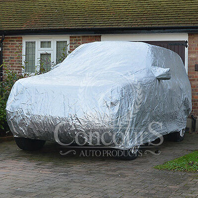 Range Rover Classic & LSE  Breathable Car Cover, years 1970 to 1985