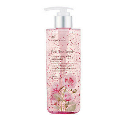 ​THE FACE SHOP Perfume Seed Capsule Body Wash 300ml
