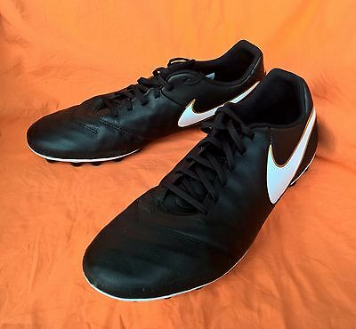 nike herren fussballschuhe tiempo genio gr 47 5 fast neu eur 12 72 picclick de. Black Bedroom Furniture Sets. Home Design Ideas
