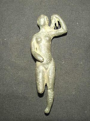 Circa 350-200 BC Greek Anthropomorphic Figurine Of The Aphrodite Of Knidos
