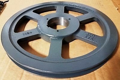 "NEW BROWNING PULLEY  1B5V124  2 5/8"" ID x  12 3/4""  OD"