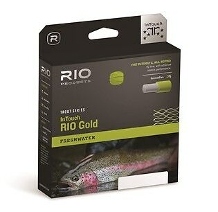 Rio InTouch Gold WF6 Floating Fly Line