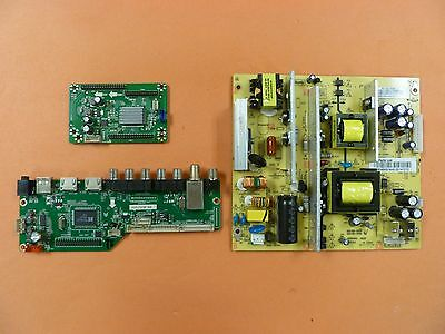 Rca Led Tv  Complete Parts Repair Set From Led55G55R120Q
