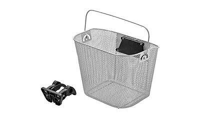 Claud Butler Front Quick Release Bike Cycle Handlebar Wire Shopping Basket