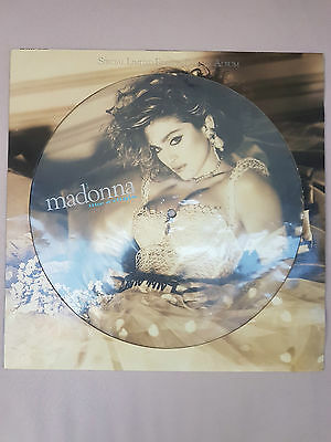 """Madonna """" Like A Virgin Picture Disc """""""